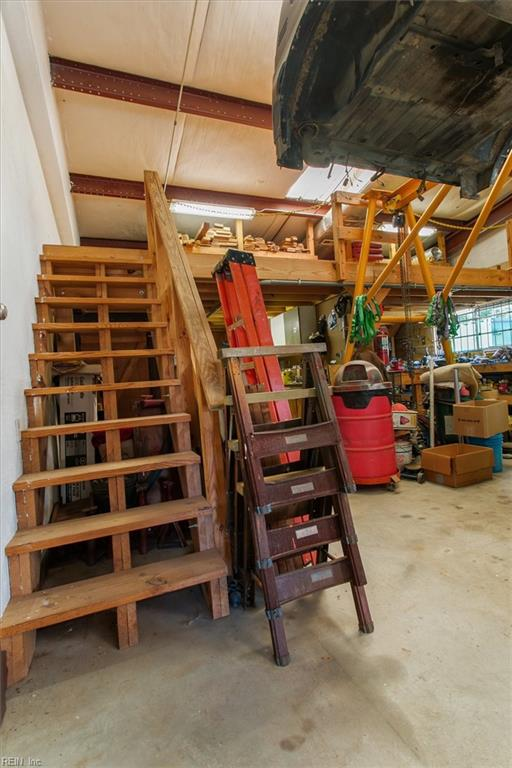 photo of storage space