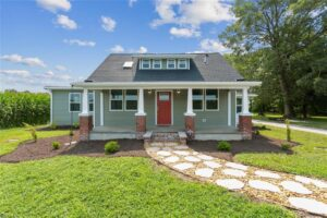 Fully Renovated Country Home On Two Acres photo